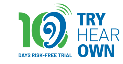 10 Days Risk-Free Hearing Aid Trial @ SOUNDLIFE